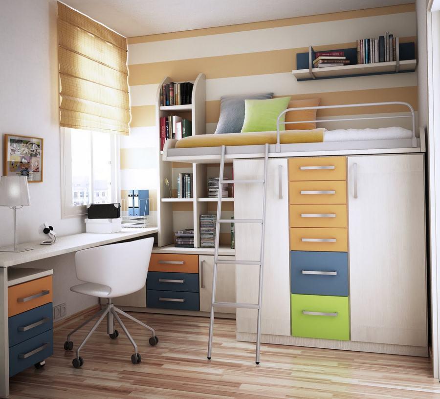 Lakberendezés kis lakás esetén