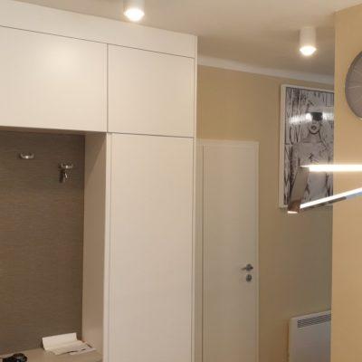 felújított budai lakás -végeredmény