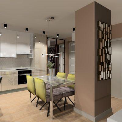 budai lakás tervezés